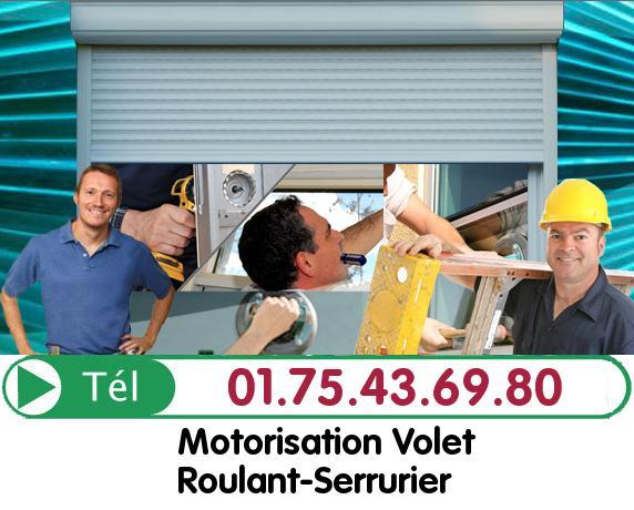 Deblocage Rideau Metallique Beaumont sur Oise 95260