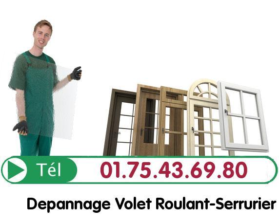 Deblocage Rideau Metallique Jouars Pontchartrain 78760