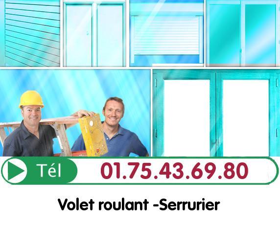 Deblocage Rideau Metallique Paris 16