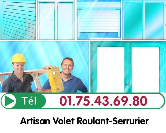 Deblocage Rideau Metallique