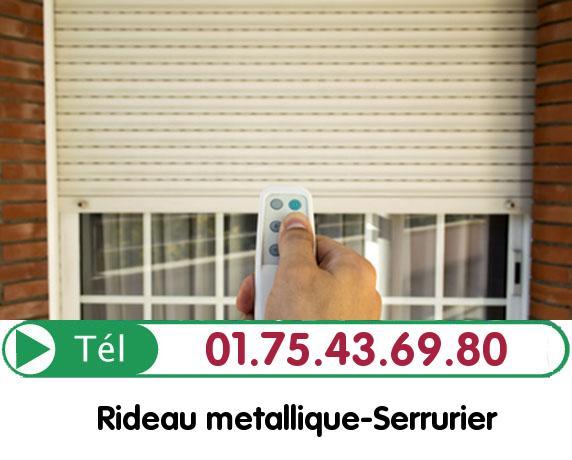 Reparation Rideau Metallique Paris 75008