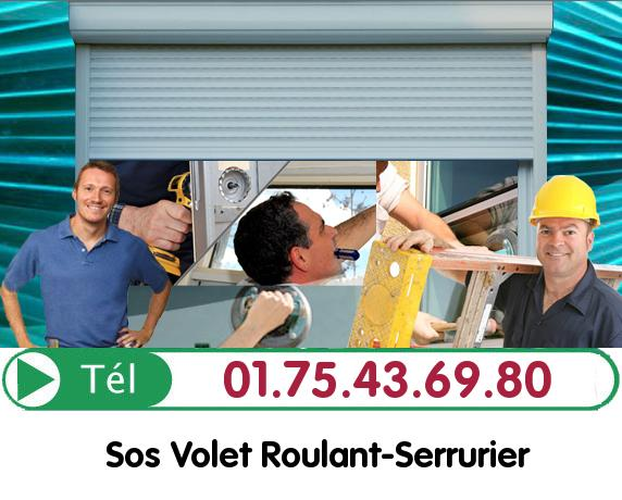 Reparation Rideau Metallique Paris 75012